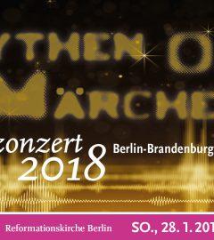 Neujahrskonzert des Berlin Brandenburgischen Sinfonieorchesters