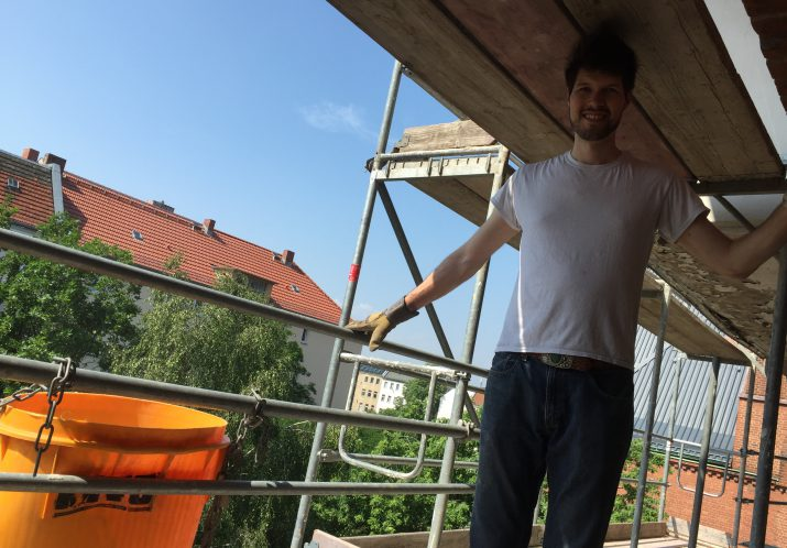 REFO-Baustelle 2016