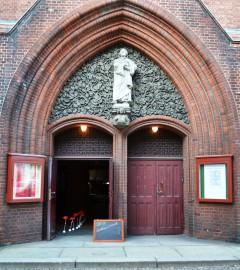 Gottesdienst in der Reformationskirche Moabit
