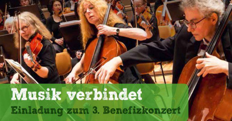 Benfiz Konzert für das SOS Kinderdorf – Sinfonieorchester Schönenberg in der Reformationskirche am 15.10. um 11:00 Uhr